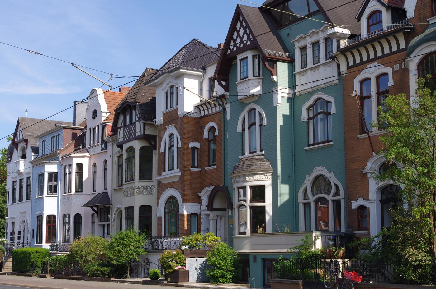 Anstieg der Immobilienpreise in Bremen – Kleines Angebot