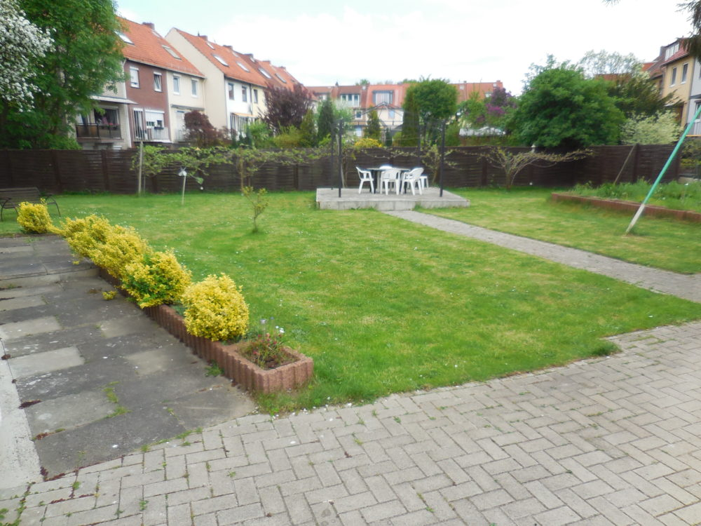 Garten-Bremen-Kattenesch
