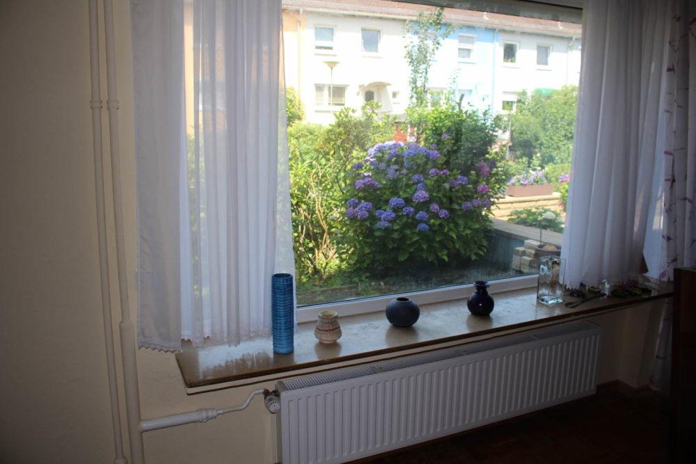 Blick in Bremer Garten