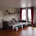 Wohnzimmer WOhnung Barkhof