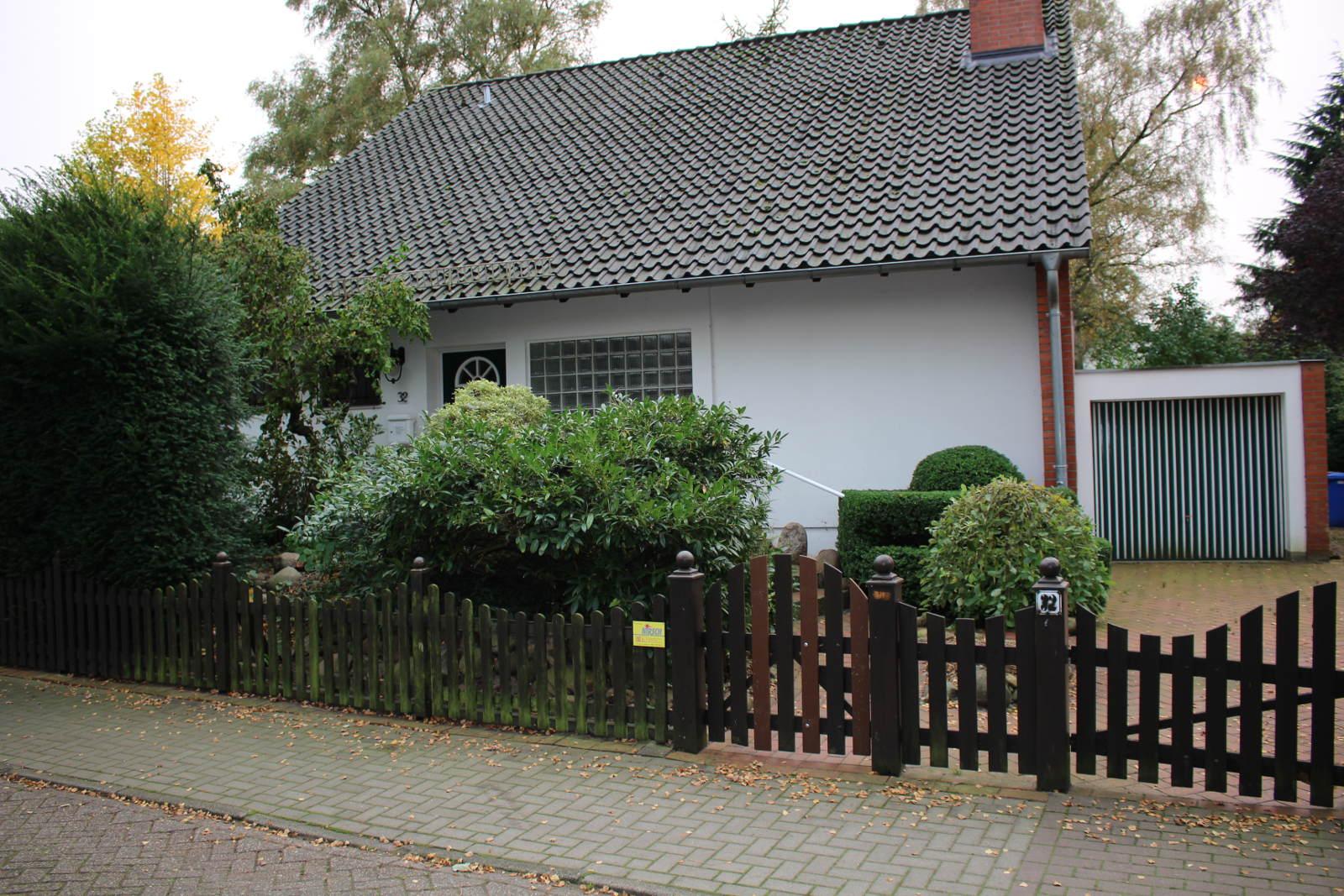 Hausansicht Bremen